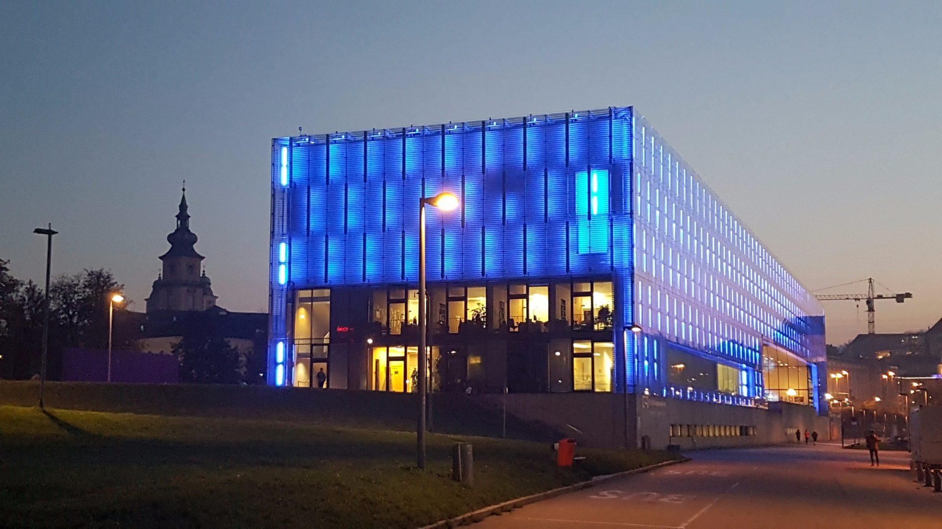 Музей современного искусства в Линце