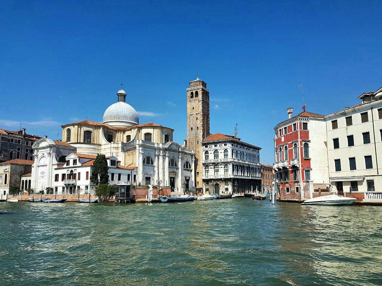 Гранд канал, Венеция, Италия. Август, 2018