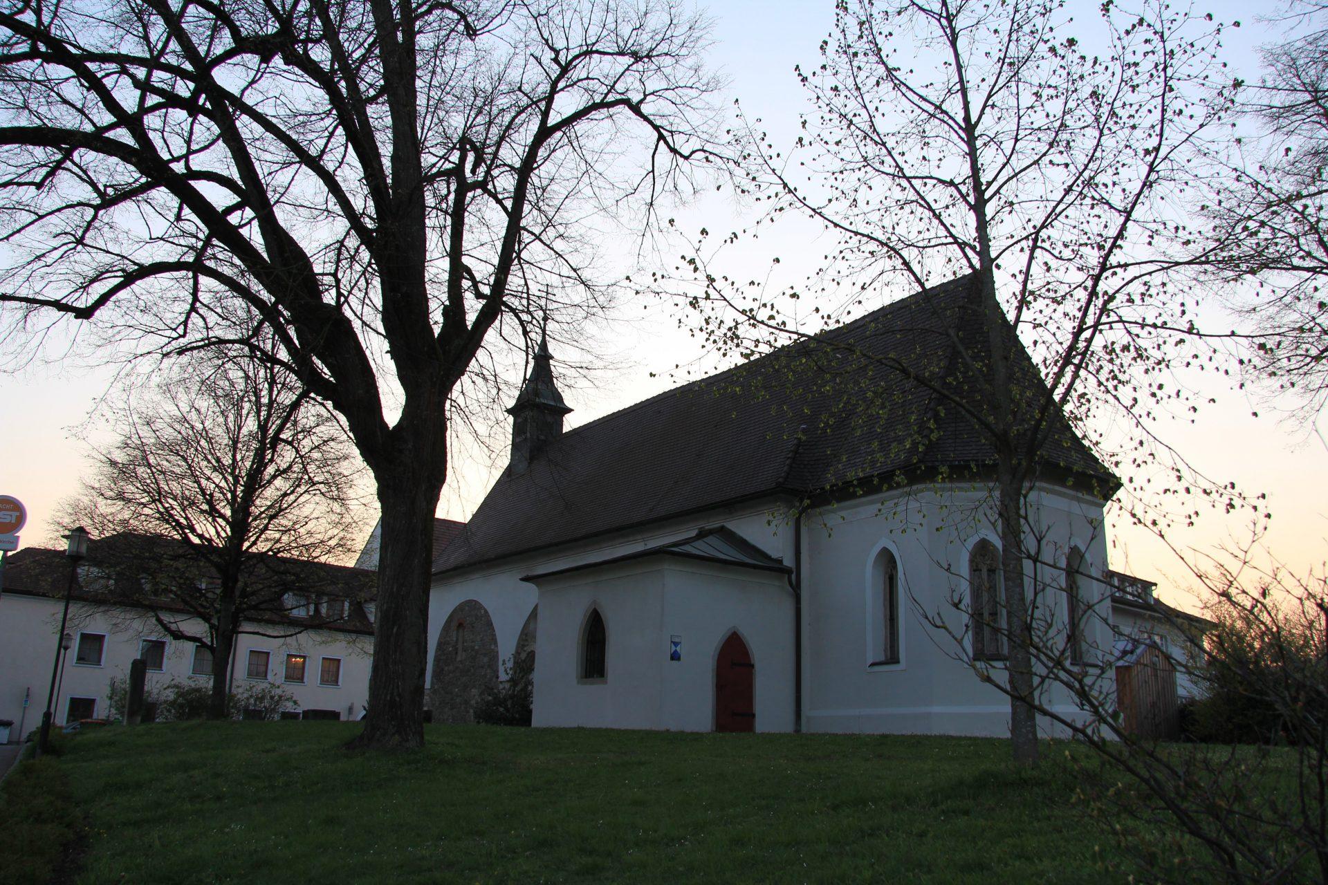 Martinskirche. Церковь Святого Мартина в Линце