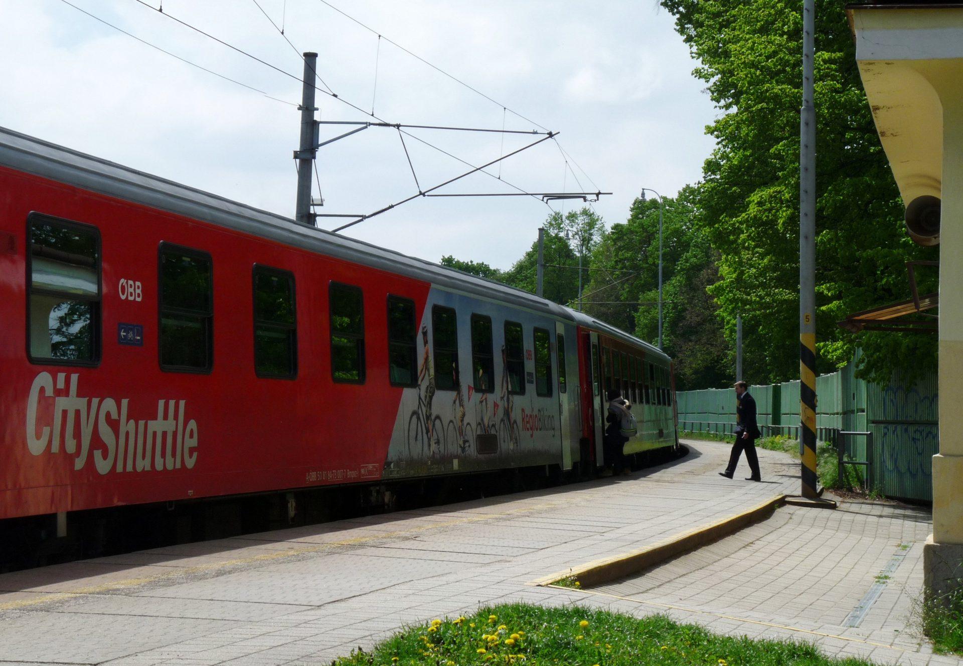Скандал в Австрии: пассажиры четыре часа ехали без кондиционера