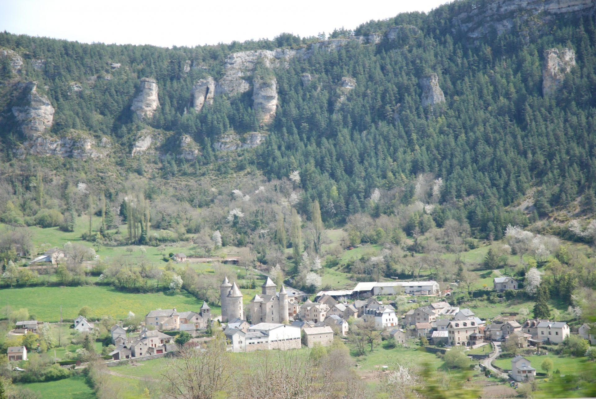 Замки Луары, Тур, Франция. Апрель, 2011