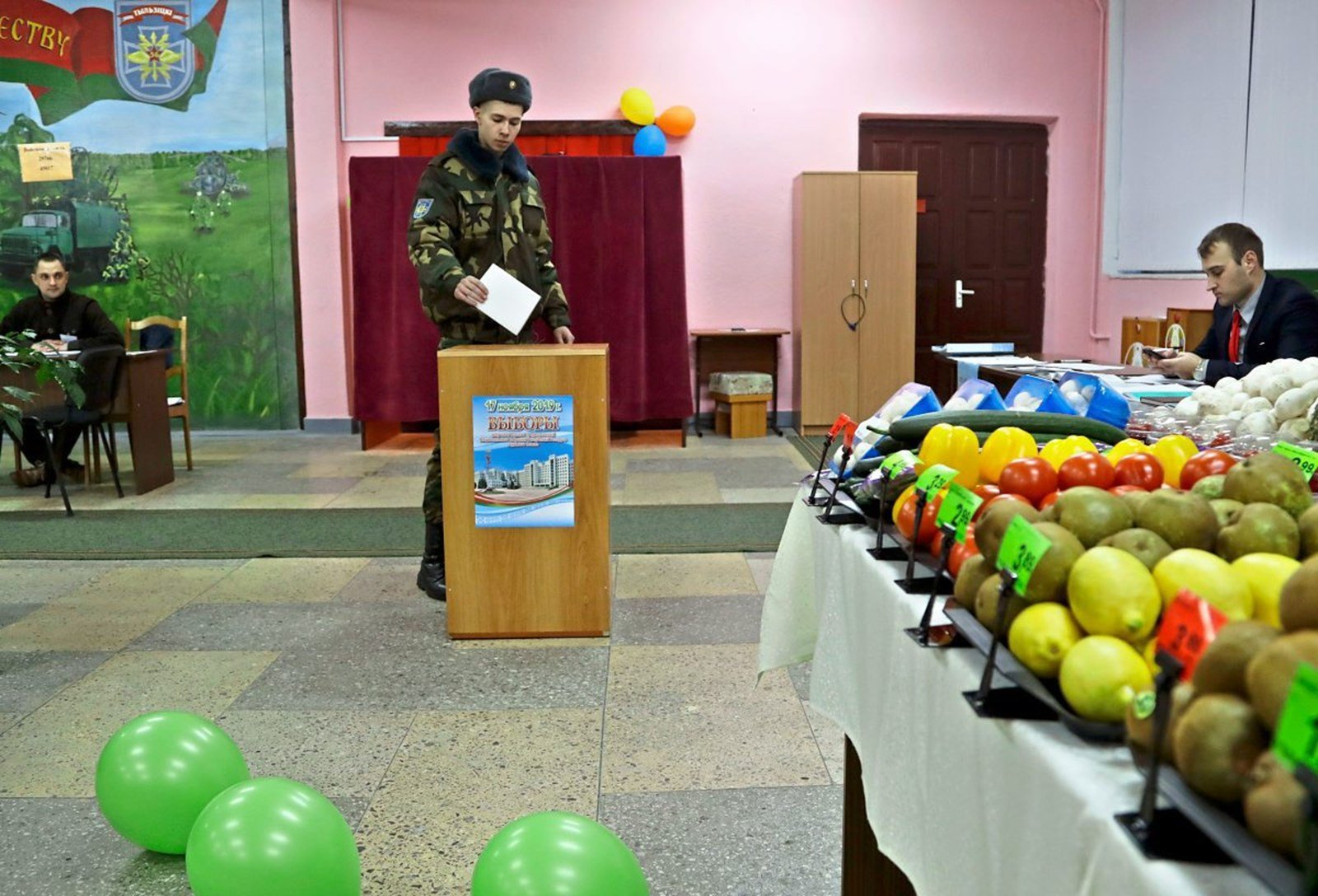 СМИ Австрии: Белорусская оппозиция посетовала на массовые подтасовки на парламентских выборах