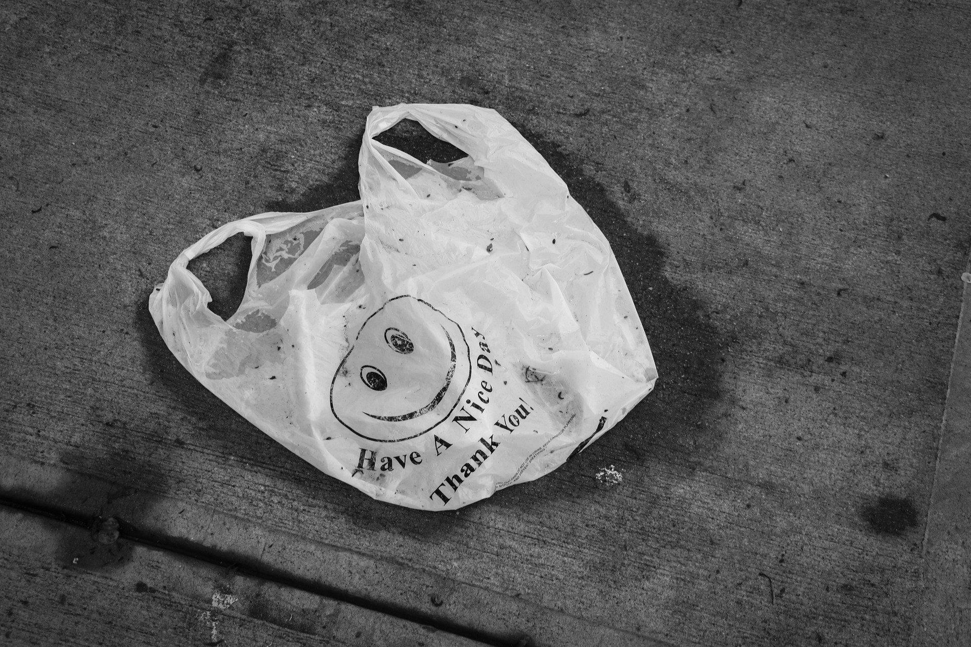 В Австрии с 2020 года действует запрет на пластиковые пакеты