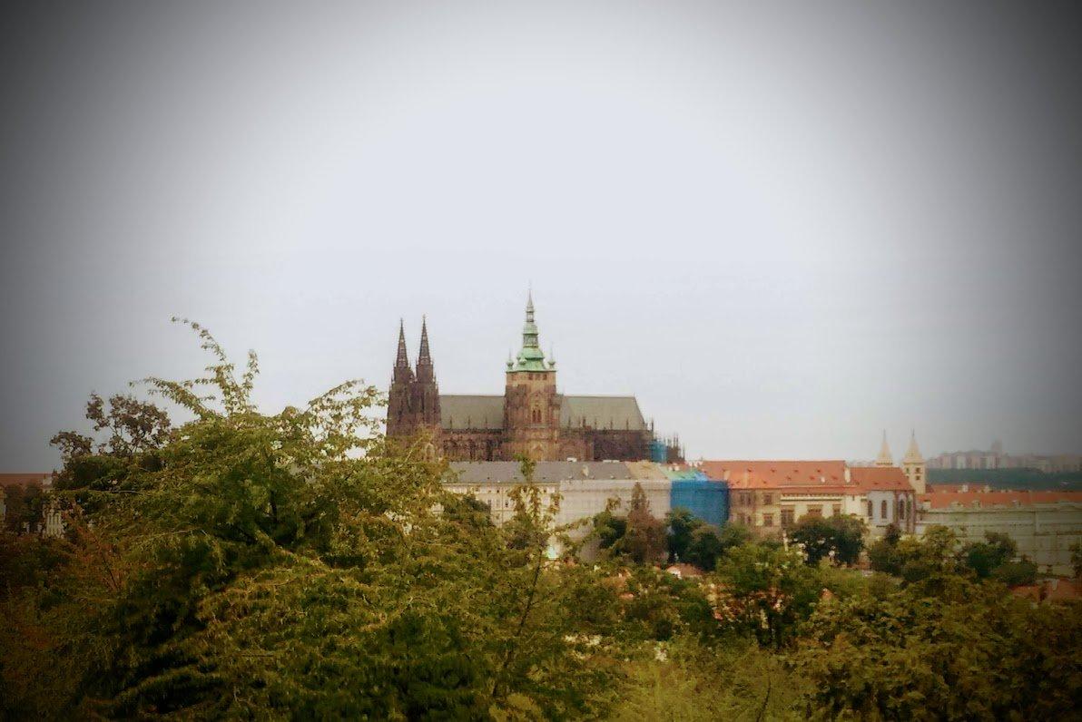 Собор Святого Вита, Прага, Чехия. Сентябрь, 2019