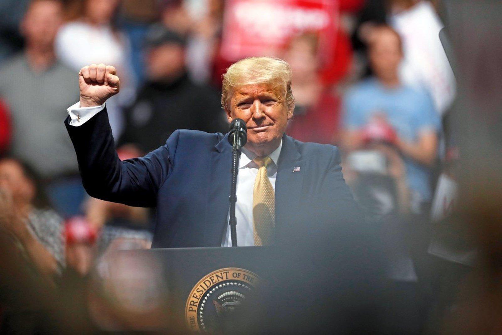 СМИ Австрии: по данным американских спецслужб, Россия хочет переизбрания Трампа