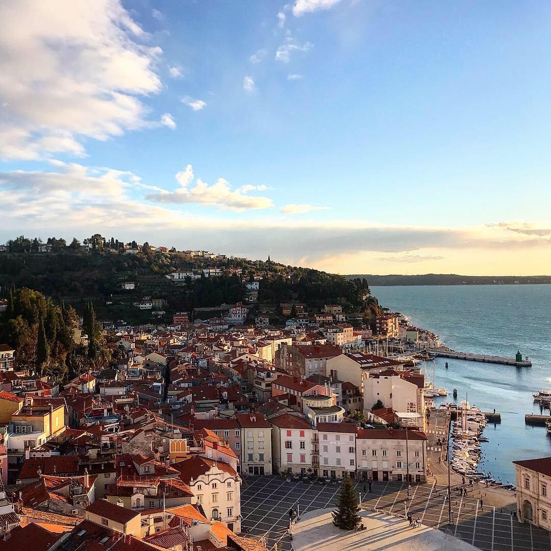 Бизнес в словении как построили дубай видео