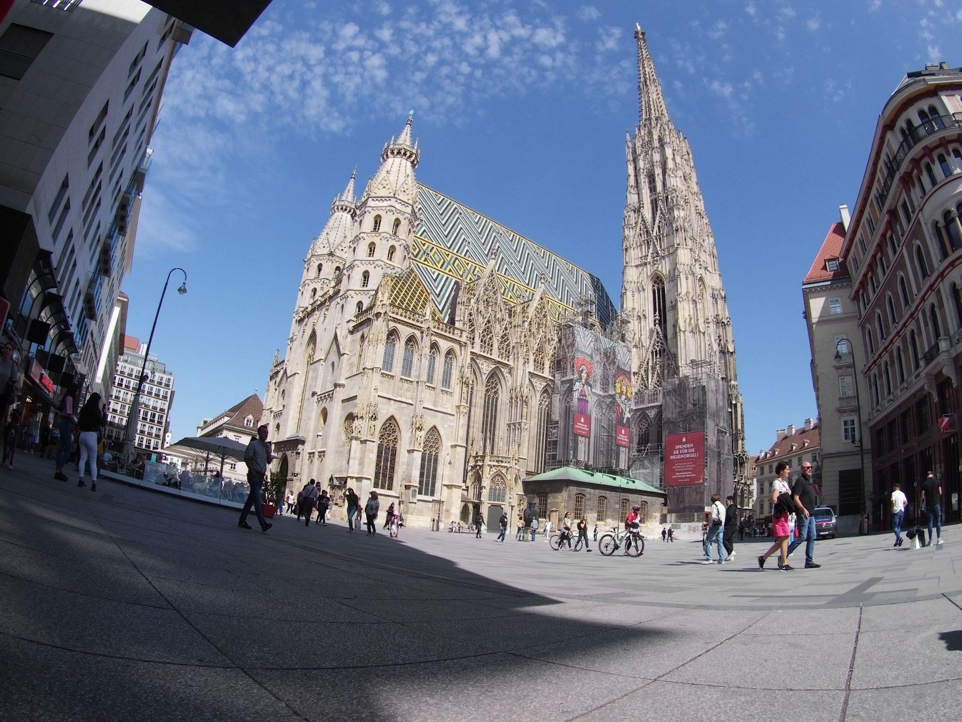 Какая она — Вена без туристов. Фоторепортаж мая 2020 года с улиц австрийской столицы