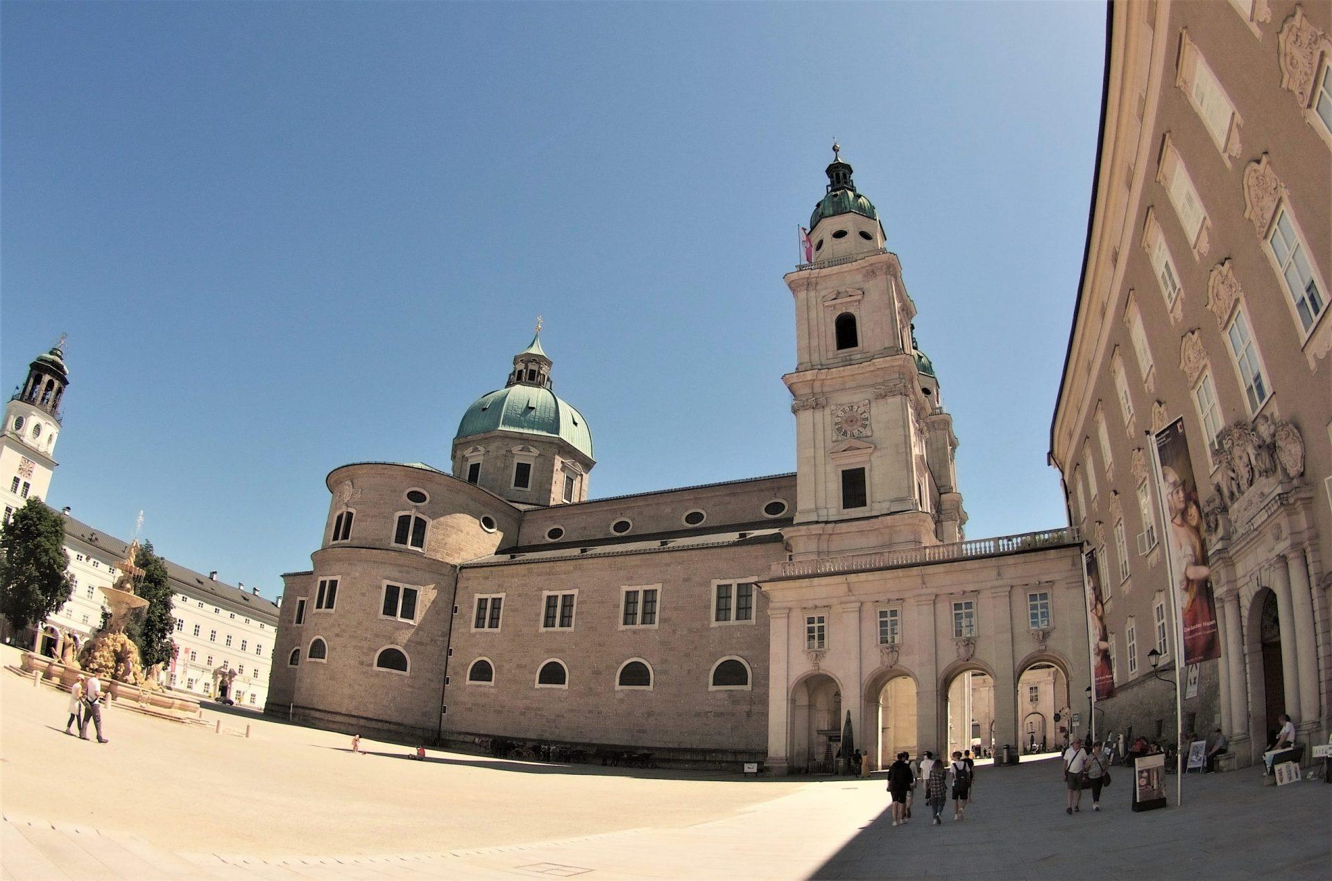 Собор святых Руперта и Виргилия, Зальцбург, Австрия.