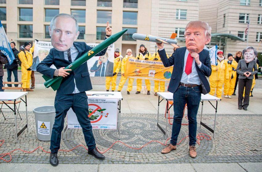 СМИ Австрии: США и Россия говорят о ядерном разоружении в Вене