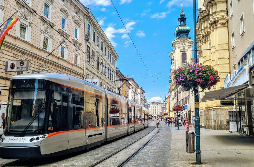 Транспорт Австрии: всё о трамваях Линца
