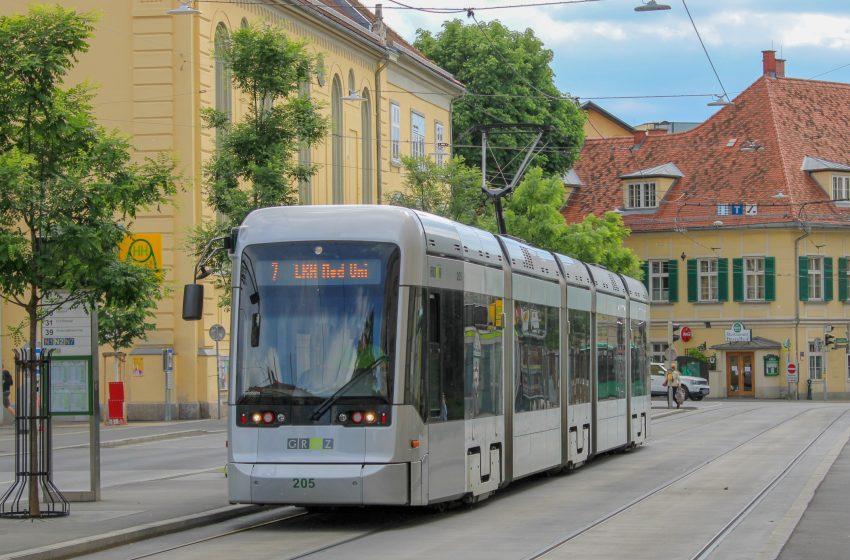 Транспорт Австрии: история трамвая в Граце