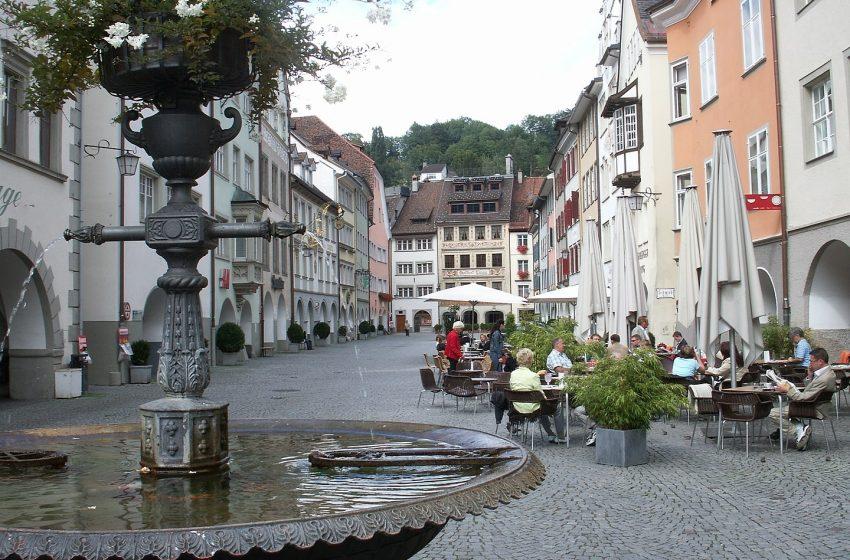 История австрийского города Фельдкирх