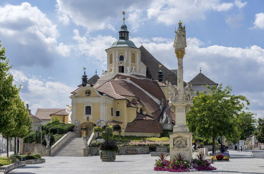 История свободного австрийского города Айзенштадт
