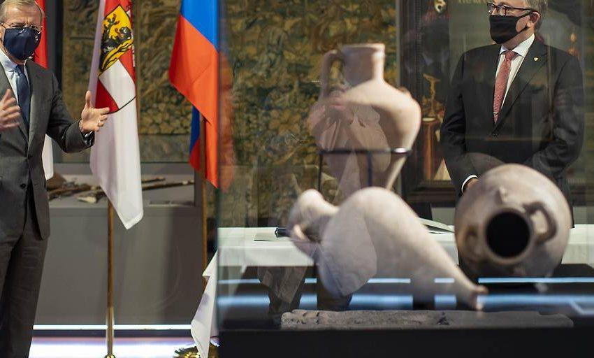 СМИ Австрии: Зальцбургский музей возвращает в Россию награбленное искусство
