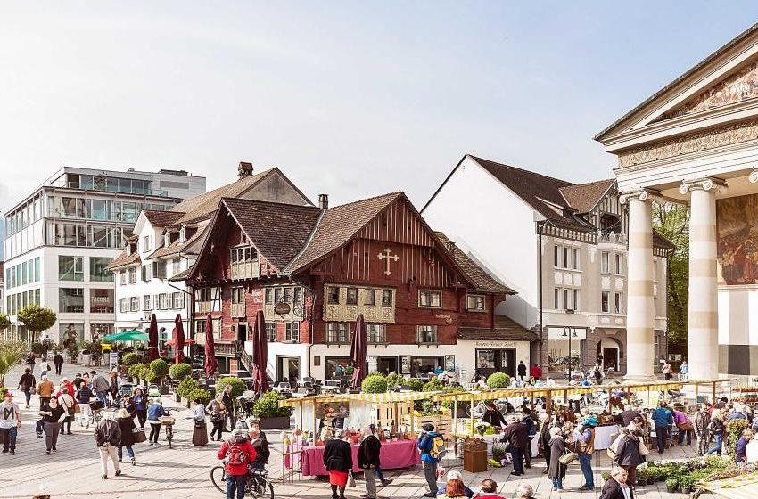 История австрийского городка Дорнбирн