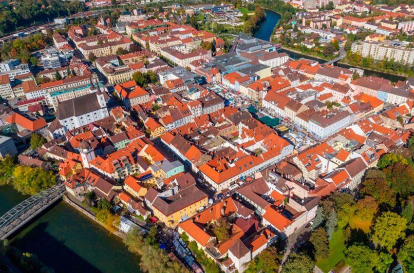 История австрийского городка Леобен
