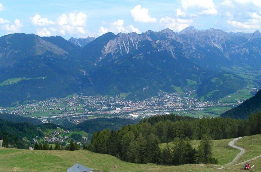 История австрийского городка Блуденц