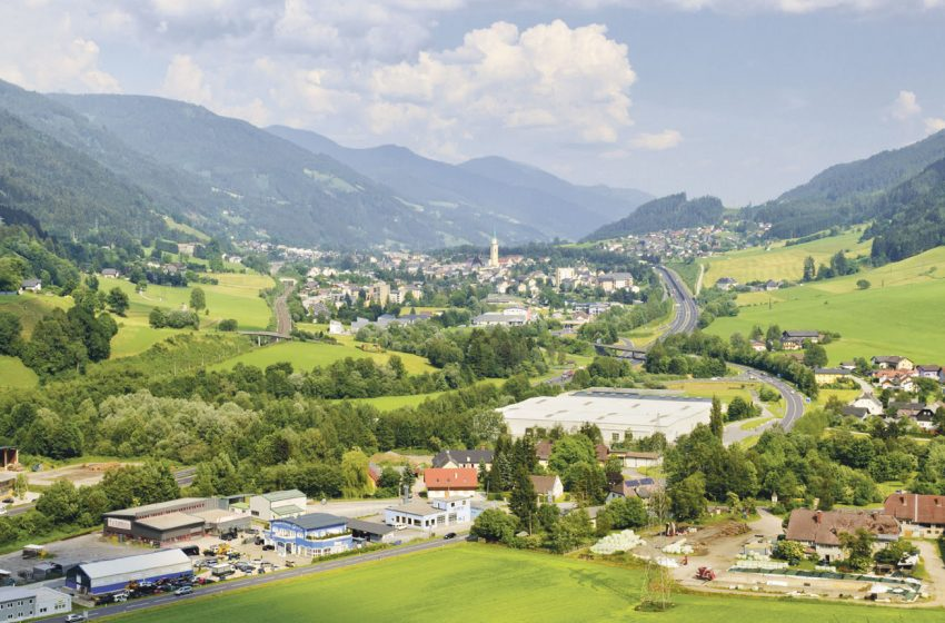 Роттенманн — история тысячелетнего горного города Австрии