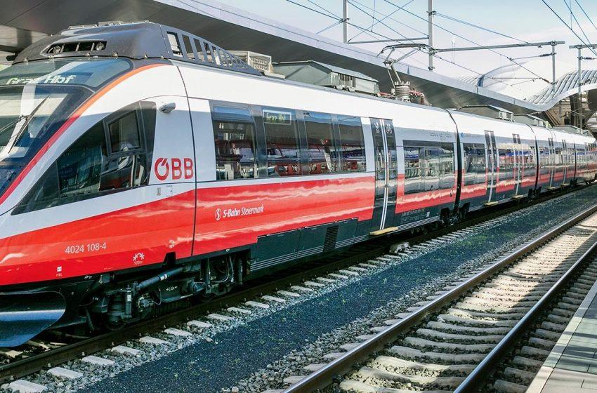 С 26 октября заработает единый проездной билет по всей Австрии