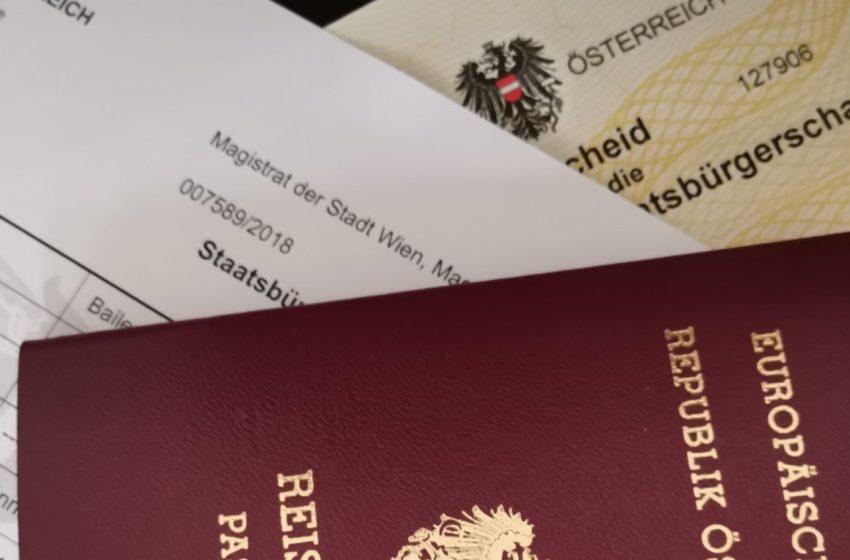 Эксперты критикуют австрийский закон о гражданстве — один из самых строгих в мире
