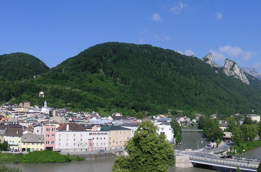 История австрийского городка Халлайн