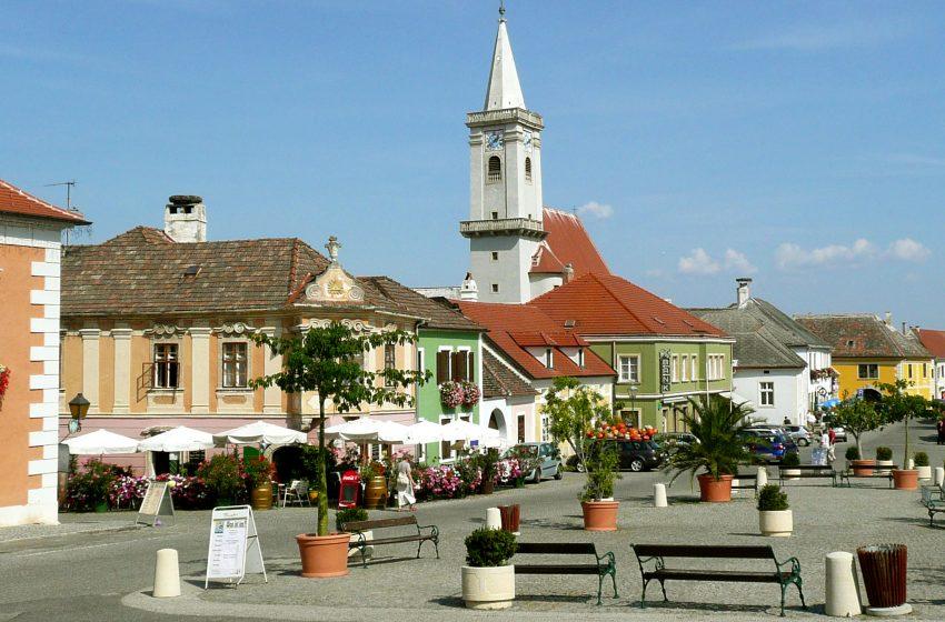 История австрийского городка Руст