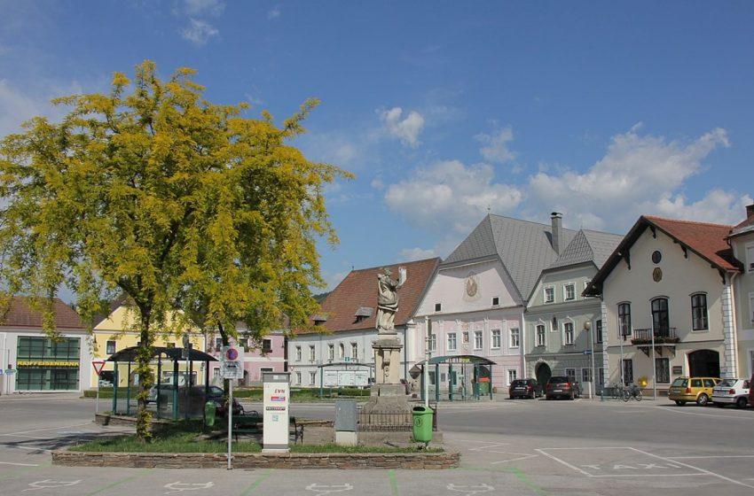 История австрийского городка Вильхельмсбург