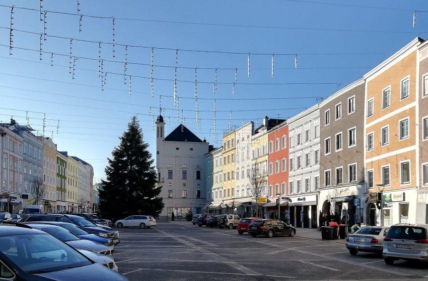 История австрийского городка Рид-им-Иннкрайс