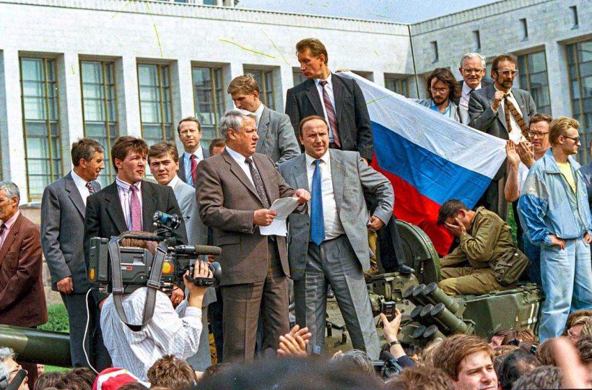 СМИ Австрии: три дня в августе — распад Советского Союза