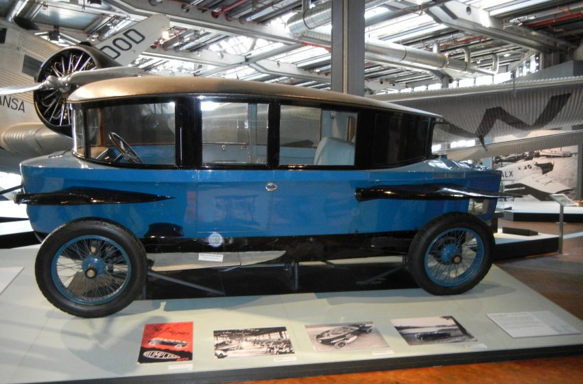Эдмунд Румплер — изобретатель, который изменил автомобильную отрасль.