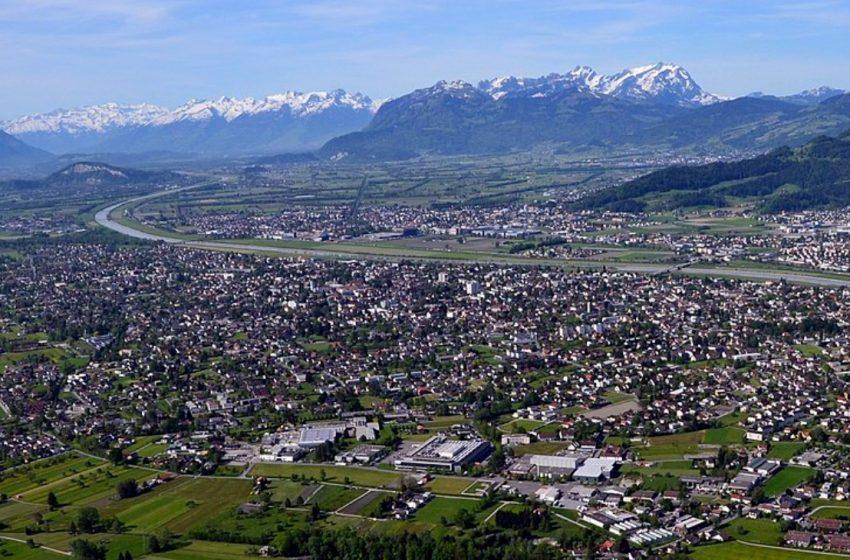 История австрийского городка Лустенау