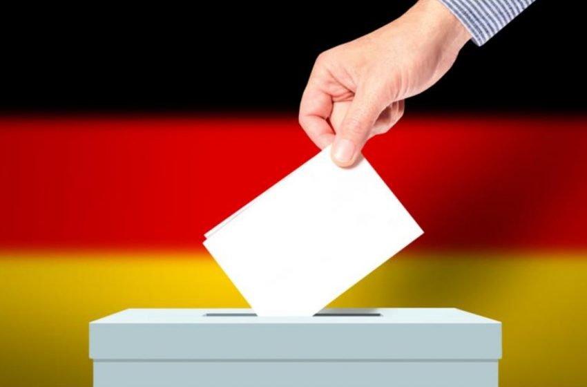 Эмиграм: Я эмигрант простой и не имею права голосовать в Германии