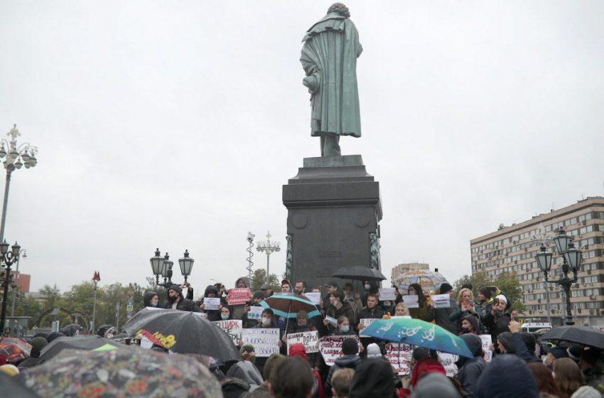 Венские исследователи обнаружили массовые фальсификации на выборах в России